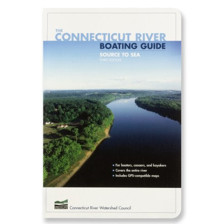 Kayak and Canoe With this updated guide, it's easier than ever to plan your next adventure along the Connecticut River! - $9.93