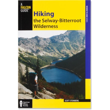 Camp and Hike If you're looking for the wilds of the northwest without the crowds, Hiking the Selway-Bitterroot Wilderness is the book to get you deep into beautiful Montana and Idaho backcountry. - $19.95
