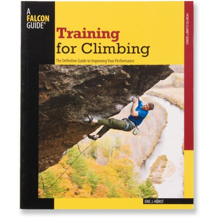 Climbing Drawing on the most recent research in sports medicine, nutrition and fitness, this guide offers a training program to help any climber achieve superior performance. - $11.93