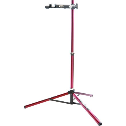 Fitness This extremely lightweight repair stand is built to professional standards yet weighs only 10.5 lbs. for convenient travel and compact storage. - $199.00