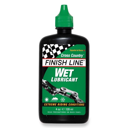 Fitness This 4 oz., heavy, wet-style cycle lubricant stands up to the rigors of the trail for long lasting component protection. - $9.00