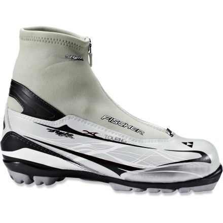 Ski The women's Fischer XC Touring My Style boots are built with comfort and performance in mind. They're ideal for a day cruising the groomed tracks. - $46.93