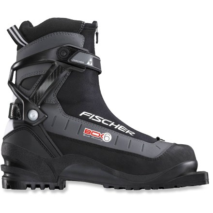 Ski Get off the beaten path with Fischer BCX 675 backcountry ski boots. Rugged soles, warm insulation and 75mm 3-pin-binding compatibility combine to keep you happy while touring. - $109.93