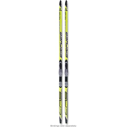 Ski Enjoy the fast and fun Fischer CRS Vasa NIS skate skis on your next trip to the groomed trails. They're a good choice whether you're just learning to skate ski or have already been doing it for years. - $146.93