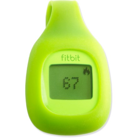 Fitness Make fitness fun with the Fitbit Zip(TM) wireless activity tracker. The Zip tracks steps, distance and calories burned so you can turn everyday life into an achievable path towards good fitness. - $47.93