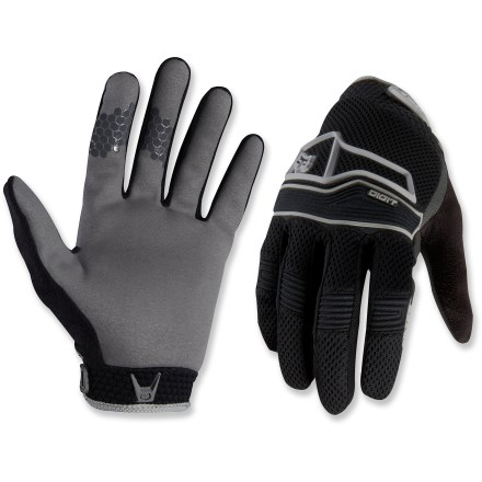 Fitness These Fox Digit bike gloves protect your digits when you're screaming down the singletrack. - $10.83