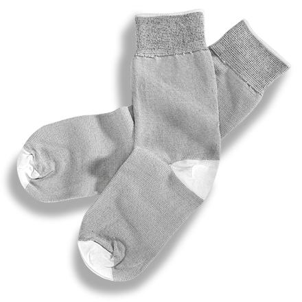 Motorsports These moisture-wicking Fox River X-Static liner socks received rave reviews for their ability to help keep foot odor at bay. - $11.95