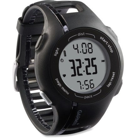 Fitness The Garmin Forerunner 210 GPS heart rate monitor maintains the user-friendly features of the popular Forerunner 110 and gives you more ways to track performance to help you reach your fitness goals. - $124.93