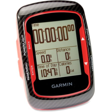 Fitness Take your riding to the next level with the Garmin Edge 500 bundle, which includes the GPS-based wireless cycling computer, a premium heart rate monitor and a speed/cadence sensor for data galore! - $219.93