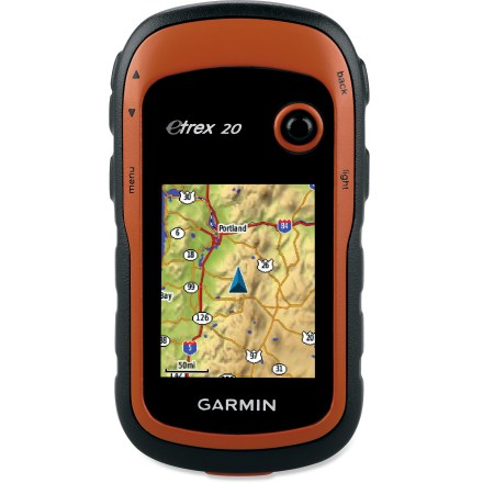 Camp and Hike Boasting a full-color display, expandable memory and geocaching capabilities, this compact GPS offers a fun and easy navigation experience for outdoor enthusiasts. - $134.93