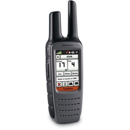 Camp and Hike Combining GPS functionality with 2-way FRS/GMRS radio and a barometric altimeter, compass and weather radio, this rugged all-in-one device delivers convenient backcountry navigation and communication. - $346.83