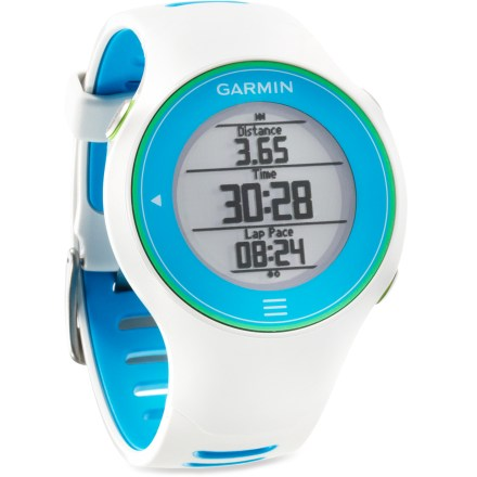 Fitness The Garmin Forerunner 610 GPS fitness monitor takes advantage of added features to help you plan and execute your training more completely so you can confidently move ahead of your competition. - $239.93