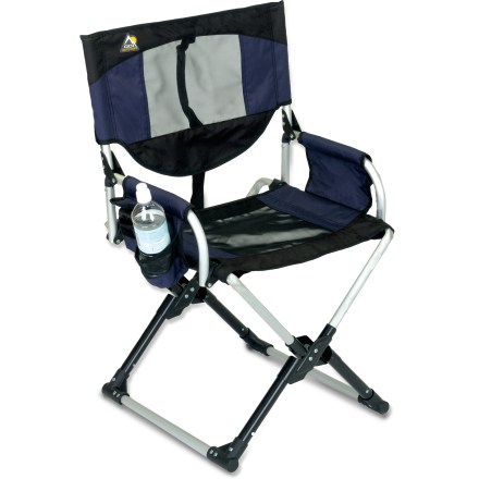 Camp and Hike The GCI Outdoor Xpress Lounger(TM) XL chair is 15% larger than the original Xpress Lounger for greater comfort at the campground, kids' soccer game or backyard barbecue. - $34.93