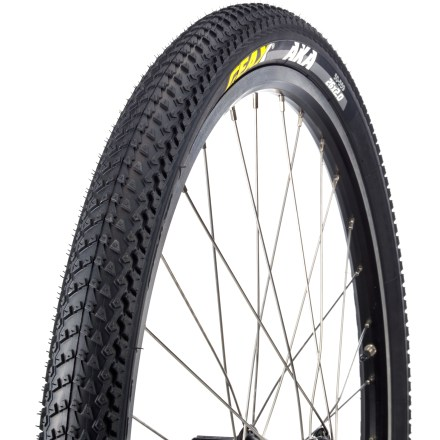 MTB The Geax AKA 2.0 in. bike tire provides grip and low-rolling resistance on dry and compact terrains. Give it a try on rocks, sand, gravel and even grass! - $12.93