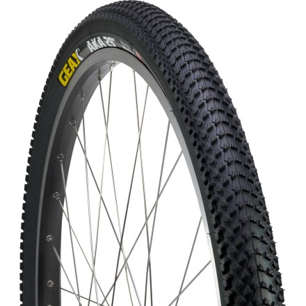 MTB Geax AKA TNT 29er tubeless foldable tire is a cross-country-loving tire that lets you run tubeless or tubed to meet your riding needs and preferences. - $26.93