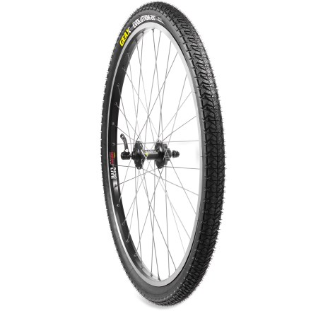 Fitness Geax Evolution 29er tire is designed to to be ridden daily, whether riding on downtown streets or gravel paths, and offers a high level of reliability to ensure you keep rolling smoothly. - $14.93
