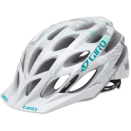 MTB The Giro Phase helmet is compact, cool and durable enough to handle even the most daunting climbs and rock-strewn ribbons of singletrack. It's also a super value in a low-profile helmet. - $29.93