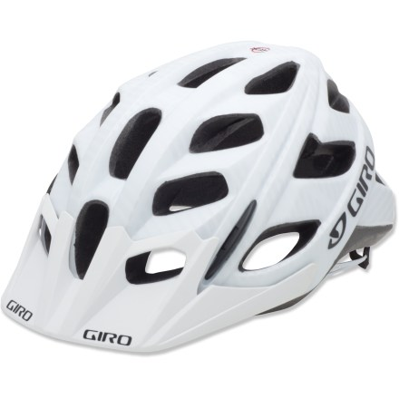 MTB The Giro Hex bike helmet fuses a muscular, progressive style with the versatility needed for aggressive trail riding. It's also an impressive value. - $80.00