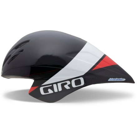 Fitness The Giro Advantage 2 helmet represents the pinnacle of aerodynamic performance and competition-proven design and fit. - $81.93