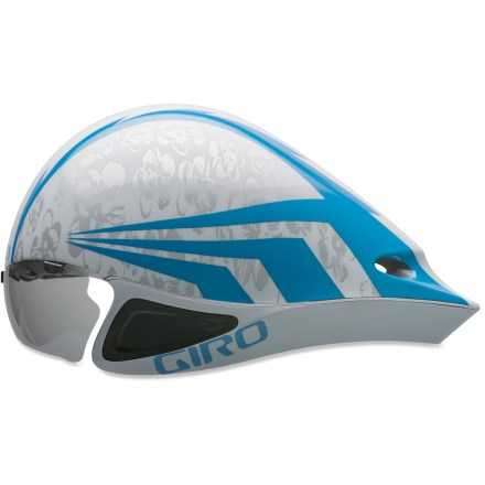 Fitness Triathlons and time trials just got faster thanks to the Giro Selector aero bike helmet, which offers tailorable aerodynamics so you can achieve new PRs. - $121.93