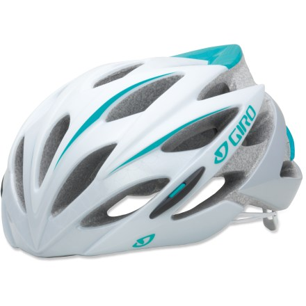 Fitness Offering a great fit, lightweight performance and plenty of cooling airflow, the Giro Savant bike helmet ensures lasting comfort on all your rides, even when you push the pace. - $100.00