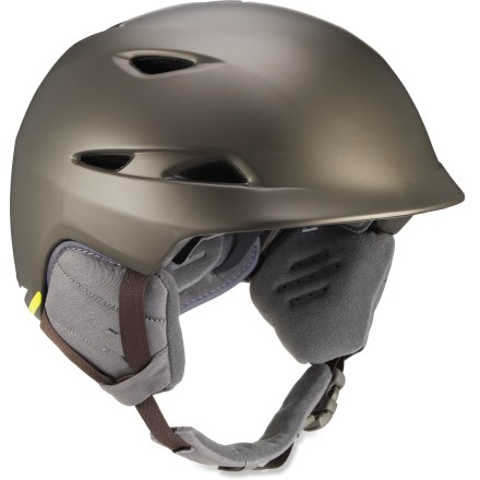 Ski Featuring an excellent fit and tough protection, the Giro Nine.10(TM) snow helmet delivers warmth, comfort and style on the mountain. - $59.93