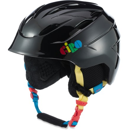 Ski Perfectly sized for young skiers, the boys' Giro Nine.10(TM) Jr. snow helmet has all the features of the adult model. - $43.83
