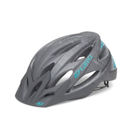 MTB Built for off-trail riding but with the lightweight and streamlined design of a road cycling helmet, the Giro Xara(TM) is a top choice for women looking for maximum protection and performance. - $64.93