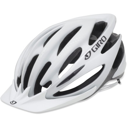 Fitness The Giro Pneumo(TM) bike helmet provides you with everything you need for a safe, comfortable ride whether chasing down a finish line or casually noticing what the world looks like from a bike. - $59.93