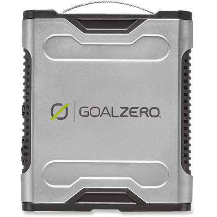 Camp and Hike The portable Goal Zero Sherpa 50 power pack offers a versatile, go-anywhere power source that charges USB-, 12V- and AC-compatible devices, including laptops, tablets, e-readers and smartphones. - $149.93