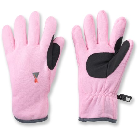 Ski Wear the women's Gordini Lavawool(R) Fleece II gloves on their own for chilly morning runs or as liners when the weather is especially cold. - $5.73