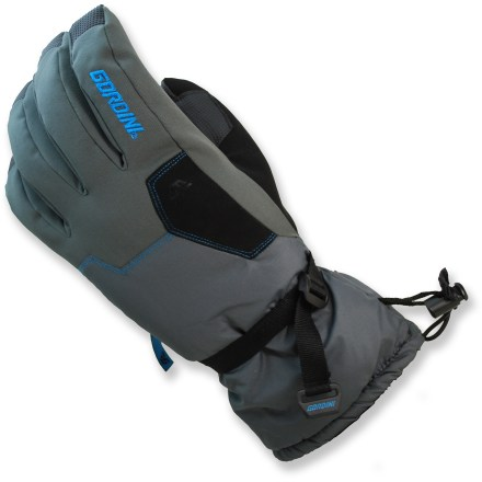 Ski The Gordini Stomp II snow gloves are ready for cold-weather blasts. - $17.73