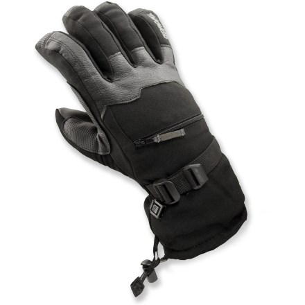 Ski The Gordini GTX Storm Trooper gloves give you the warmth and protection you need to enjoy all your winter activities. - $31.83