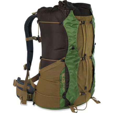 Camp and Hike This award-winning ultralight pack combines Spartan simplicity with a well-engineered suspension capable of toting 40 lb. loads, so you can save weight while maximizing speed and comfort on the trail. - $239.95