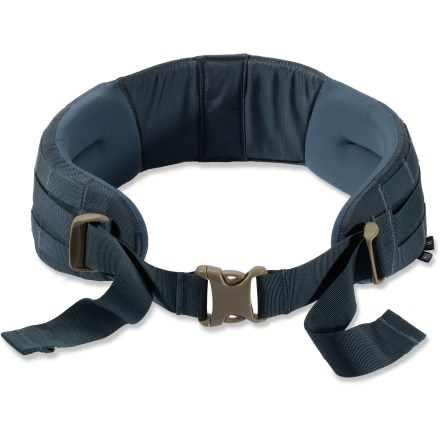 Camp and Hike The Granite Gear Ultralight pack hipbelt comes standard on Nimbus packs, providing light comfort when carrying loads up to 35 lbs. Hipbelt also works with Blaze A.C. 60 and Leopard A.C. 58 packs. - $40.00