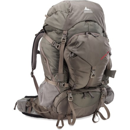 Camp and Hike This expedition pack for women delivers a spacious multi-access interior and an EVA foam suspension, helping you stay fast and comfortable while toting extra gear deeper into the backcountry. - $169.93