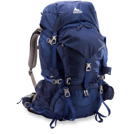 Camp and Hike The comfortable Gregory Deva 60 pack for women fits like a dream and features a myriad of organizational options so you can focus on enjoying the gorgeous scenery around you. - $163.93