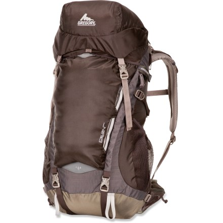Camp and Hike Load up the Gregory Savant 38 pack for your next long day or quick overnight adventure and enjoy its full set of features and easy access to your gear without a lot of clutter. - $89.93