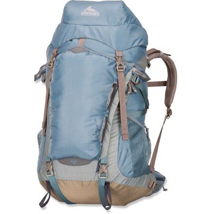 Camp and Hike The women's Gregory Sage 35 pack offers the perfect blend of volume, comfort and organizational features for a long day on the trail. - $89.93