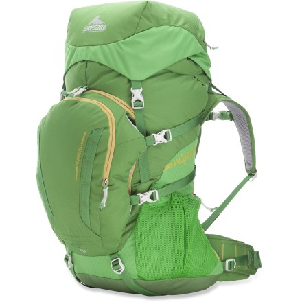 Camp and Hike This full-featured pack for growing backpackers aged 10 and older blends lightweight technology with an adult-worthy suspension, keeping young wanderers comfortable and focused mile after mile. - $106.93
