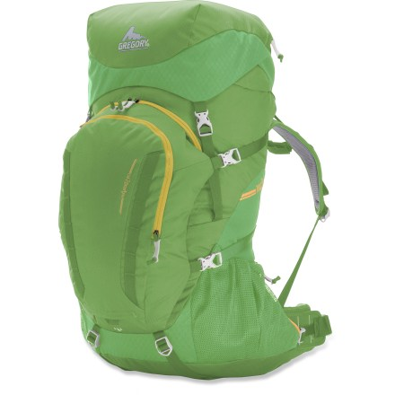Camp and Hike This full-featured, full-size gear hauler for backpackers aged 10 and up offers an excellent weight to space ratio and plenty of comfort to keep young explorers focused on the outdoors day after day. - $118.93
