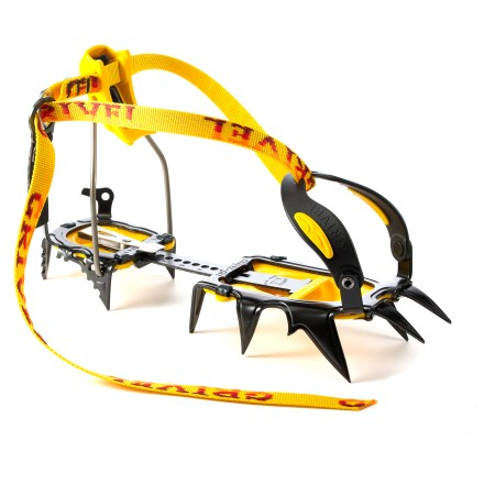 Climbing These classic 12-point crampons are designed for general mountaineering, mixed climbing and moderate ice climbing. - $175.00