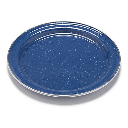 Camp and Hike This baked enamelware is rugged and easy to clean--great for cabin or camp use. - $6.95