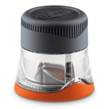 Camp and Hike Bring out the flavor in your camp meal with the GSI Ultralight Salt & Pepper shaker. - $5.95