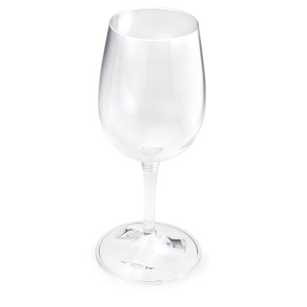 Camp and Hike The durable GSI Nesting wineglass is easy to pack along on campouts or picnics. - $4.93