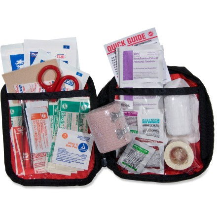 Camp and Hike The Hart 2-Day First Aid kit is the perfect choice for weekend adventures. - $7.73