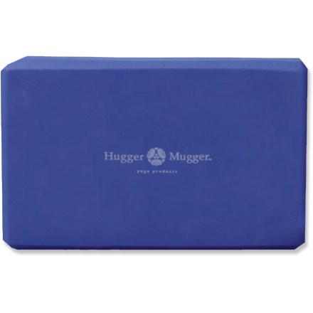 Fitness Get the most out of your yoga routine with the Hugger Mugger foam block. - $10.93