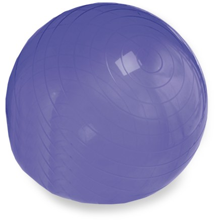 Fitness The Hugger Mugger Yoga ball can be used for yoga, Pilates, dance and a daily workout routine. - $14.93
