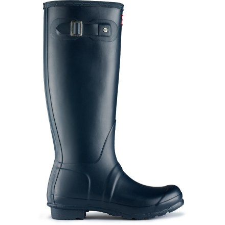 Hunter Original ''welly'' rain boots deliver comfort and support for rugged terrain and unpredictable weather, and are stylish to boot! - $150.00