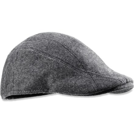 Entertainment The sleek Ibex Inbound cap offers a stylish alternative to keeping your head warm. Wool sheds water naturally and offers efficient warmth; fabric is blended with viscose to provide a smoother feel against your skin. Hand wash. - $27.93